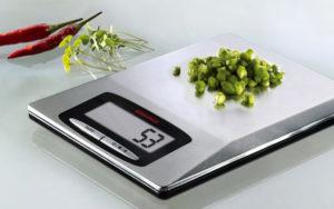 Как выбрать электронные кухонные весы