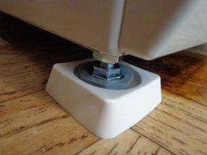 Антивибрационные подставки для стиральной машины: назначение, как сделать, отзывы