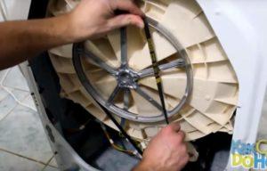 Замена подшипника в стиральной машине Индезит — пошаговая инструкция