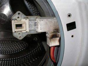 Замок стиральной машины: принцип работы диагностика неполадок