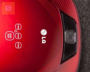 Обзор робота пылесоса LG Hom-Bot Square VR6270LVM