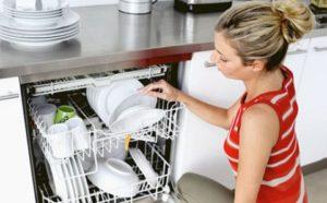 Посудомоечная машина в доме - за и против