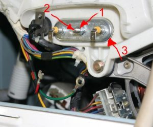 Инструкция как снять ТЭН со стиральной машины