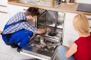 Ремонт посудомойки своими руками - советы мастера