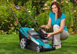 Выбор газонокосилки для дачи: электрическая бензиновая или механическая