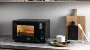 Новая микроволновая печь ExtraSpace от Hotpoint – больше пространства для кулинарных шедевров