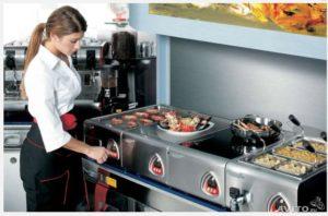 Гриль – оборудование для современной кухни