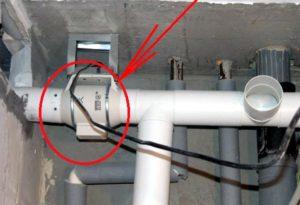Простой способ улучшить вытяжку в ванной — установка вентилятора