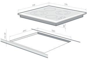 Индукционная плита - установка
