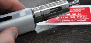Почему хлюпает электронная сигарета, а также протекает, плюется и течет