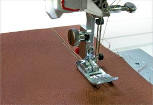 Как пользоваться двойной иглой на швейно машине