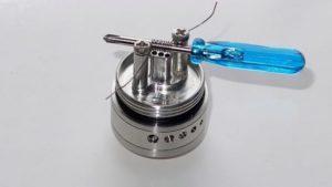 Намотка спирали для электронных сигарет своими руками