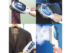 Отпариватель ручной для одежды – незаменимая вещь в дороге и в быту