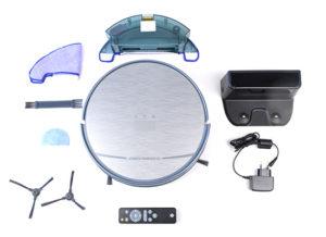 Panda X5S Pro: пробую робот-пылесос с гироскопом