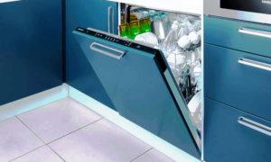 Типы посудомоечных машин. Какая подходит вам