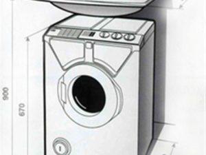 Размеры малогабаритных стиральных машин автомат