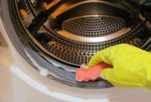 Быстрая чистка стиральной машины лимонной кислотой от накипи на ТЭНе