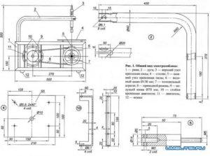Лобзиковый станок своими руками: чертежи, описание и видео