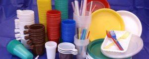 Не используйте пластиковую посуду многократно
