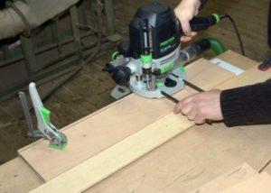 Работа ручным фрезером по дереву: видео-уроки
