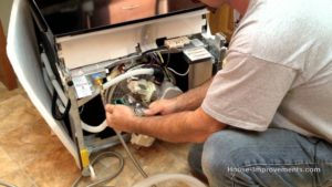 Неисправности посудомоечной машины Электролюкс – ремонт своими руками