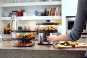 Принцип работы мультиварки, готовка и варка, применение на кухне