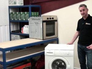Как открыть стиральную машинку в 4 этапа, если она заблокирована