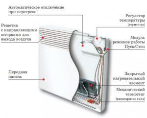Конвектор с ионизатором: что это как работает