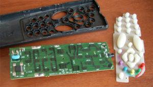 Не работает пульт от телевизора: причины, ремонт