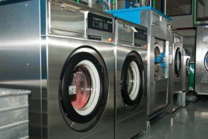 Профессиональные стиральные машины: особенности эксплуатации характеристики