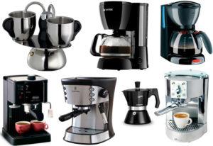 Какая кофеварка лучше: капельная или рожковая?