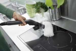 Как пользоваться пароочистителем: как мыть ламинат как чистить поверхности от накипи и жира