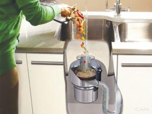 Измельчитель пищевых отходов для раковины: что это и зачем он нужен на кухне