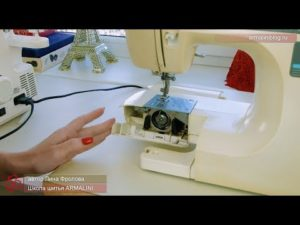 Какой тип челнока в швейной машине лучше выбрать