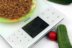 Кухонные весы с подсчетом калорий - особенности использования