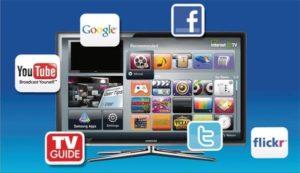 Подключаем телевизор к Интернету — по кабелю и через Wi-Fi