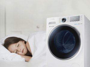 Существуют ли тихо работающие стиральные машины
