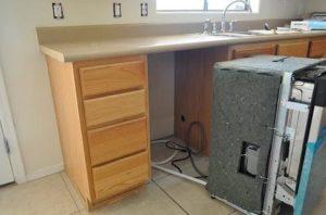 Как встроить посудомоечную машину 45 см и 60 см своими руками