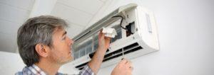 Причины, по которым из кондиционера дует тёплый воздух