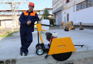 Нарезчики швов для асфальта и бетона