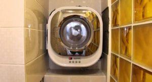 Настенная стиральная машина автомат: особенности работы