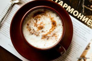 3 рецепта приготовления Капучино
