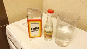 Как почистить стиральную машину автомат: лимонной и уксусной кислотой