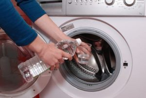 Как почистить стиральную машину автомат уксусом от накипи?