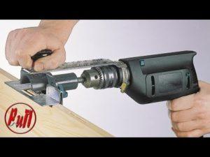 Приспособления для дрели: для фрезерования заточки сверл перпендикулярного сверления резки металла и другие