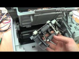 Почему принтер или МФУ не захватывает бумагу из лотка и что при этом делать