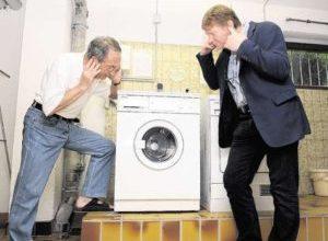 Почему сильно шумит гудит стиральная машина при стирке?