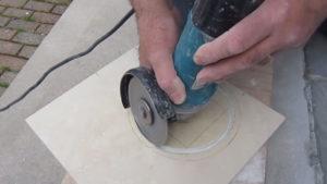 Как правильно резать металл болгаркой вырезать круглые отверстия пилить трубы обрезать профлист