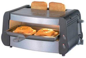 Тостеры 2 в 1: сэндвич-тостер гриль-тостер ростер-тостер