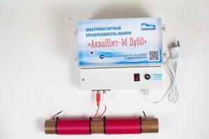 Фильтры акващит и акващит м - современное решение проблемы накипи